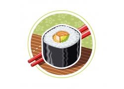 寿司eps素材