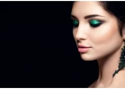 时尚彩妆模特写真