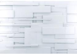 3D方块电视背景墙