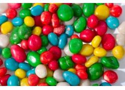 七彩糖果背景