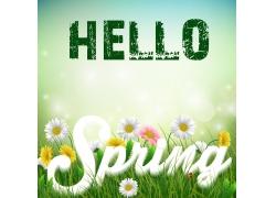 春天海报设计