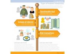 金融信息图标