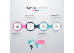 创意网页图表标签
