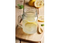 柠檬水高清摄影图片