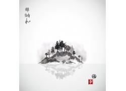 日本山水国画