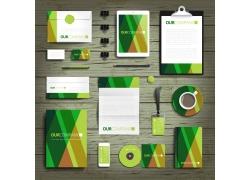 绿色调vi设计