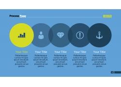 创意信息图表幻灯片设计
