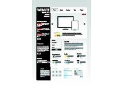 网站设计模版