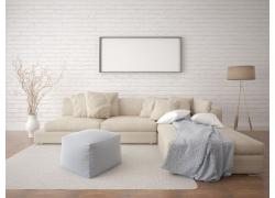 简洁风格客厅装修设计