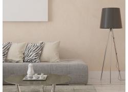 现代客厅装修家具