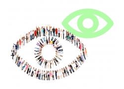 眼睛商务团队