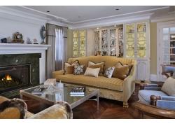 欧式客厅装修设计