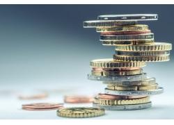 金融商务背景图