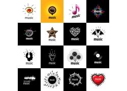創意音樂logo設計
