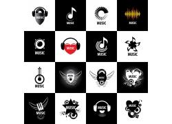 音樂標志設計