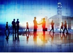 握手商务团队