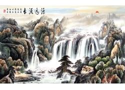 源远流长中国画