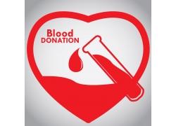 爱心献血公益海报
