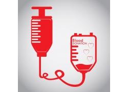 血液公益海报
