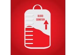 血袋公益海报设计