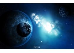 太空星球壁纸