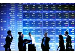 股票行业商务团队