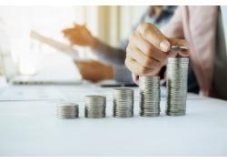 金融商务背景设计