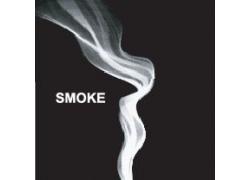 白色缥缈烟雾设计