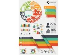 社会数据图表设计