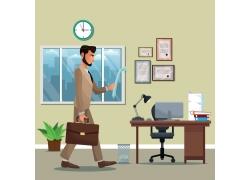 办公室设计素材