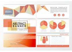 商务宣传图表设计