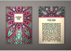 彩色广告背景设计