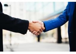 握手商務團隊