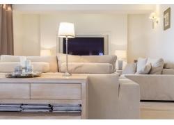 简洁风格客厅装修