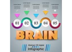 创意信息图表,PPT图形,PPT图表,信息标签,演示图形,信息图表模板,