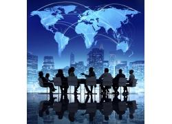 世界地图商务团队