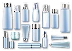 護膚水化妝品瓶子