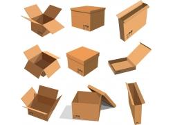 黃色紙箱紙盒