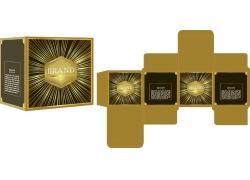 金色盒子化妝品
