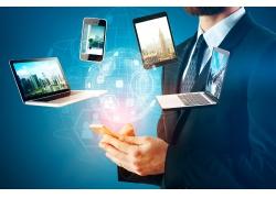 世界通訊人物圖片