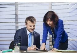 办公室商务团队
