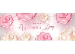立体花朵38女人节