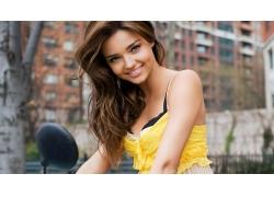 人,米兰达・克尔,维多利亚的秘密,微笑,长发,妇女,模型62866