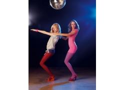 人,妇女,跳舞,丝袜,高跟鞋,迪斯科,泵,迪斯科舞会,一对39710