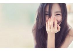 人,亚洲,黑发,妇女,模型,面对62883