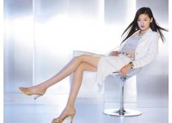 人,亚洲,朝鲜的,黑发,妇女,模型,腿49580