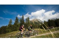自行車,景觀,騎自行車的人138649