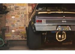 Speedhunters,汽车,车辆,雪佛兰,雪佛兰新星,景深,赛车616077