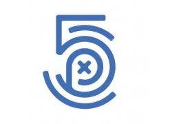 数字标志图标