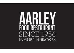 创意字母餐厅菜单